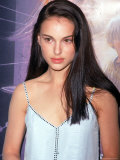 Actress Natalie Portman at Film Premiere of Her