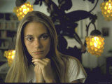 Actress Peggy Lipton Premium Photographic Print by Vernon Merritt III