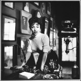 "Actress Rita Moreno Demonstrating the ""Sexy Sophisticated"" Type Premium Photographic Print by Loomis Dean"