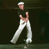 Golfer Ben Hogan Premium Photographic Print by Yale Joel