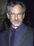 Director/Producer Steven Spielberg Premium Photographic Print by Dave Allocca