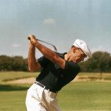 Golfer Ben Hogan Stampa fotografica Premium di Yale Joel