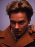 Close Up of Actor River Phoenix Premium Photographic Print by Albert Ferreira