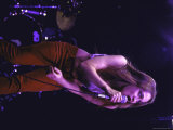 Singer Fiona Apple Performing Premium Photographic Print by Dave Allocca