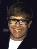 Singer and Songwriter Elton John Premium Photographic Print by Dave Allocca