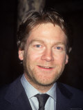 Actor Kenneth Branagh Premium Photographic Print by Dave Allocca