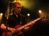 Singer Zack Hanson of Musical Group Hanson Performing Premium Photographic Print by Dave Allocca