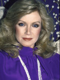 Actress Donna Mills Premium Photographic Print by David Mcgough