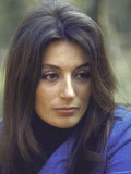 French Actress Anouk Aimee Premium Photographic Print by Bill Eppridge