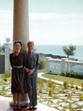 The Duke and Duchess of Windsor, aka Wallis Simpson Premium Photographic Print by Thomas D. Mcavoy
