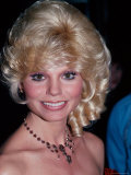 Actress Loni Anderson Premium Photographic Print by David Mcgough