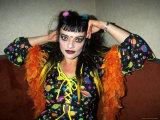 Singer Nina Hagen Premium Photographic Print by Dave Allocca