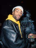 "Rapper Method Man at His ""Chyna Doll"" CD Release Party Premium Photographic Print by Dave Allocca"