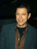 Actor Jeff Goldblum Premium Photographic Print by Marion Curtis