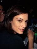 Actress Famke Janssen Premium-Fotodruck von Dave Allocca - dave-allocca-actress-famke-janssen
