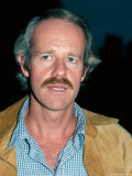 Actor Mike Farrell Premium Photographic Print by David Mcgough