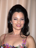 Actress Fran Drescher Lmina fotogrfica de primera calidad por Dave Allocca