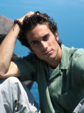 Actor Oliver Hudson Premium Photographic Print by Dave Allocca