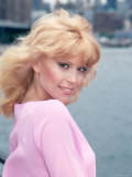 Actress Judy Landers Premium Photographic Print by David Mcgough