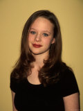 Actress Thora Birch Premium Photographic Print by Marion Curtis
