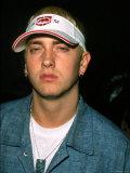 Rap Artist Eminem Premium Photographic Print by Marion Curtis