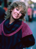 Actress Catherine Hicks Premium Photographic Print by David Mcgough