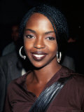 Singer Lauryn Hill Premium Photographic Print by Dave Allocca