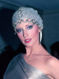 Actress Morgan Fairchild Premium Photographic Print by Ann Clifford