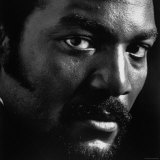 Ex Pro Football Player and Now Actor Jim Brown Premium Photographic Print by Henry Groskinsky
