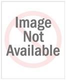 Actors Danny Kaye and Bobby Watson Premium Photographic Print by Allan Grant