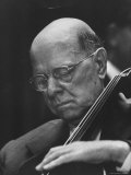 Pablo Casals Photographic Print