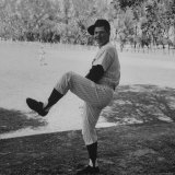 Yankee&#39;s Bob Turley, Clowning for Camera During Spring Training Premium Photographic Print by Tony Kubek