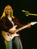 Singer Melissa Etheridge Performing Premium Photographic Print by Dave Allocca