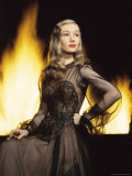 Portrait of Actress Veronica Lake Premium Photographic Print by Eliot Elisofon