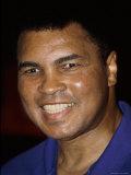 Former Professional Boxer Muhammad Ali Premium Photographic Print by David Mcgough