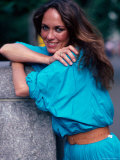 Actress Catherine Bach Premium Photographic Print by David Mcgough