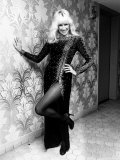 Actress Suzanne Somers Premium Photographic Print by David Mcgough