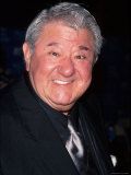Comedian Buddy Hackett at MTV Video Music Awards Premium Photographic Print by Dave Allocca