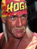 Professional Wrestler Hulk Hogan Premium Photographic Print by Dave Allocca
