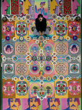 Poster Designer: Peter Max Fototryk i høj kvalitet af Henry Groskinsky