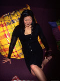 Comedienne Margaret Cho Premium Photographic Print by Dave Allocca
