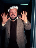 Actor Dom DeLuise Premium Photographic Print by David Mcgough