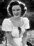 Actress and Singer Judy Garland Premium Photographic Print by Bob Landry