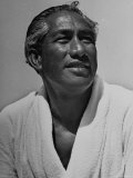 Olympic Swimmer Duke Kahanamoku Premium Photographic Print by Rex Hardy Jr.