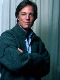 Actor Richard Chamberlain Premium Photographic Print by David Mcgough