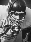 Linebacker for the Bears Dick Butkus Premium Photographic Print by Bill Eppridge