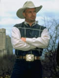 Country Singer Garth Brooks Premium Photographic Print by Dave Allocca