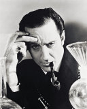 Basil Rathbone Photo