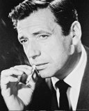 Yves Montand Photographie