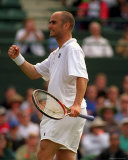 Andre Agassi Photographie